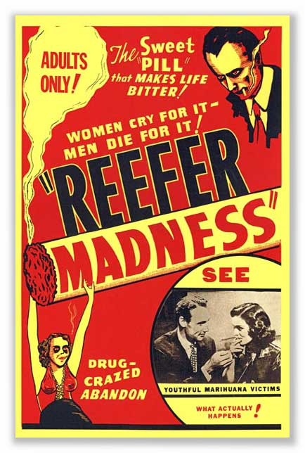 Reefer madness essays