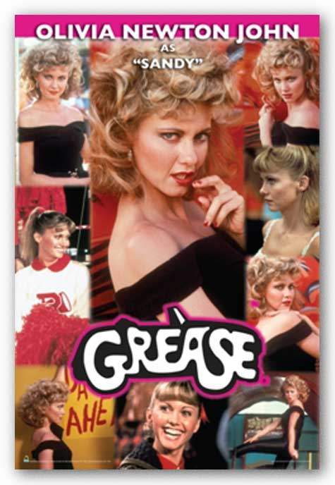 grease movie drinking games