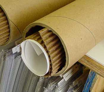 Heavy-duty shipping tube